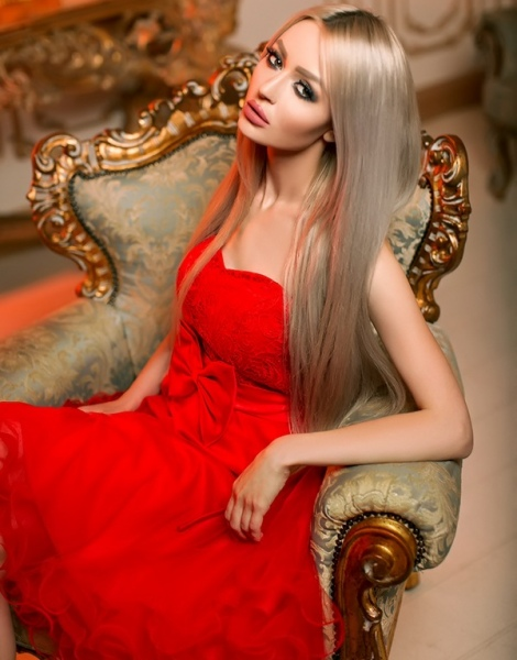 Moscow escort girl Annabel